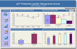 Production Quality Management System Desktop Edition